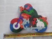 Развивающая игрушка Игрушки из дерева Деревянные игрушки