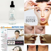 Ботокс без иглы Argireline,  Matrixyl 3000 & Hyaluronic Acid-30мл.-USA