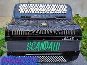 итальянский баян Scandalli-made in italy.