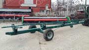 Тележка для транспортировки жаток одноосная(спаренные колёса) ТТЖ-7, 6
