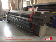 Flora LJ320P - Широкоформатный сольвентный принтер