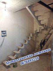 Лестницы из металла в Киеве и Киевской области