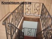 Кованые перила для лестниц в Киеве и Киевськом регионе в городе Киев