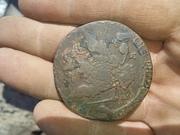 Монета царская