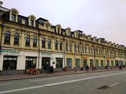 3-х этажном здании (усадьба начала XIX века,  1880 г. постройки,  Киев.