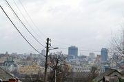 Два видовых участка в историческом центре города,  Киев.