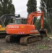 Гусеничный экскаватор Hitachi