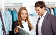 Продавец консультант в магазин брендовой одежды