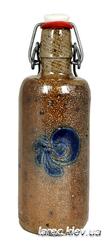 керамическая бутылка для пива,  вина,  кваса или масла