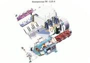 Продам запасные части к компрессору ПК-5.25,  ПКСД-5.25,  ПКС-5.25