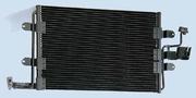 Радиатор кондиционера,  конденсатор Skoda Octavia,  VW Golf,  Audi TT,  A3