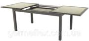 Уличный алюминиевый раскладной стол Hesperide