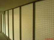 поклейка плёнки на стекло киев