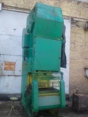 Продаю пресс кривошипный мод.  КВ 2132 ус 160 тн