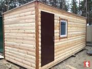 Битовка,  дачный деревяний садовий домик