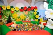 Надувные гирлянды и цветыInflatable lanterns and apartmentsЦена за 1м