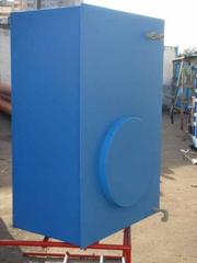 Емкости и резервуары пластиковые сварные нестандартные