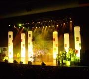 Надувные колонны,  конусы и цилиндры Advertising pneumatic columns