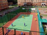 Строительство спортивных площадок «под ключ» в Киеве и Киевской област