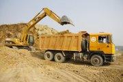 Доставка песка по Киеву и Киевской области