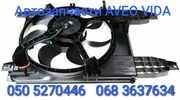 Шевроле Авео вентилятор радиатора. диффузор вентилятора  .