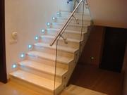 Ступени и лестницы из мрамора или гранита