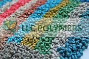 Полимеры вторичные PE100,  PE80,  LDPE,  LLDPE,  HDPE,  PP,  PS,  HIPS.