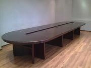 конференц стол деревянный ТМ Радера