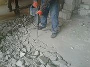 Демонтаж стяжки в Киеве и Киевской области
