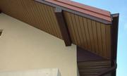 Подшивка свесов крыши в Киеве и Киевской области