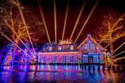 Архитектурное освещение. Подсветка фасадов. Киев