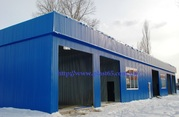 Строительство автомоек под ключ,  Украина.