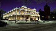 Архитектурное освещение,  подсветка фасадов в Киеве