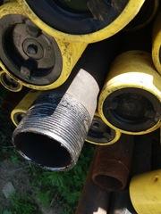 Труба стальная бесшовная  ф114-219 НКТ73-89,  Обсадная ф114-245