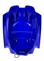 M19-570001,  Детские санки,  синий