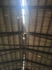 Ферма 24 м двускатная,  ферма металлическая,  ферма стальная стропильная
