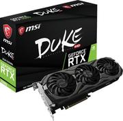 В Наличии. Видеокарта MSI GeForce RTX 2080 DUKE 8G OC