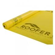 Гидроизоляционная мембрана «ROOFER» 70 м.кв.,  шир.1, 6м