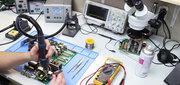 Ремонт промышленного оборудования,  частотников,  панелей,  плат,