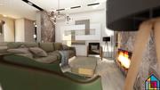 Дизайн интерьера Киев. 3Д визуализация