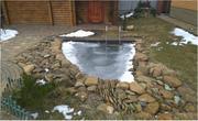 Створення штучних водойм,  озер,  водопадів,  басейнів