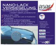 Нано обработка лакокрасочных поверхностей PRO TEC Nano paintwork sealant pr