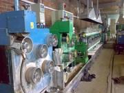 линия по переработке и производству ленты полипропиленовой