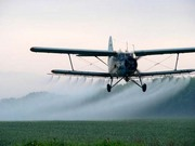 Авіаційно-хімічні роботи гелікоптерами літаками Ан-2