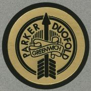 Продам авторучку Parker Duofold Greenwich Special Edition