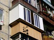 РАЗДВИЖНЫЕ  балконы,  веранды,  беседки. Окна Veka.