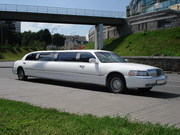 Заказ лимузина в Киеве.