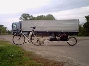 продам туристический велоприцеп