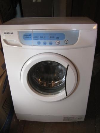 стиральная машина Samsung S-852 инструкция - фото 7